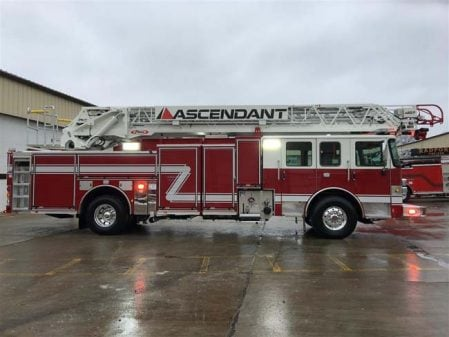 Ascendant chassis