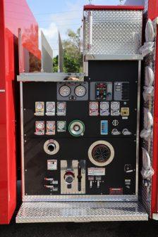 Saber FR side mount pumper