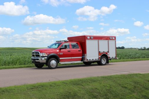 217383 MCB 12' Walk Around Rescue - 1