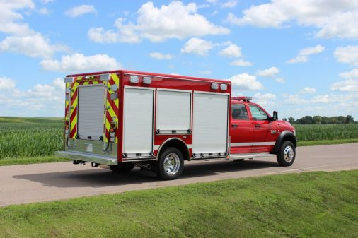 217383 MCB 12' Walk Around Rescue - 3
