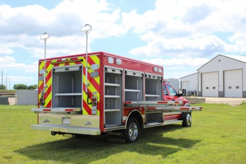 217383 MCB 12' Walk Around Rescue - 5