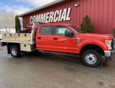 Brush Truck with CET skid-unit and knapheide aluminum body