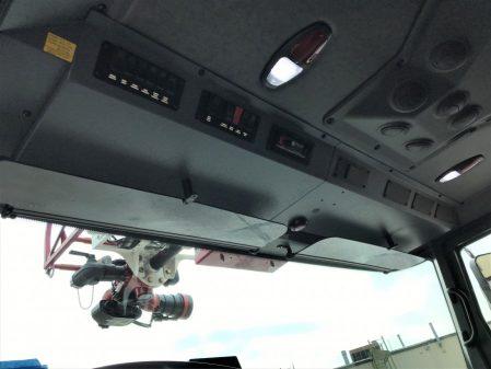 Pierce Enforcer 107' Ascendant overhead switching