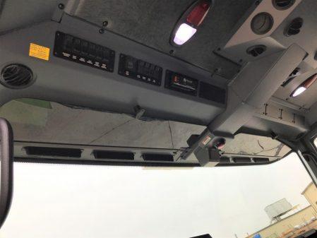 Pierce Enforcer Pumper, Tak-4 IFS, Husky Foam System