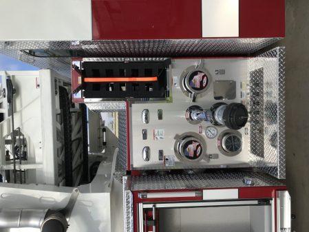 Pierce Tandem Axle Velocity 100' Ascendant Platform