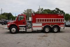Pierce FXT Tanker, Sturgeon County, AB