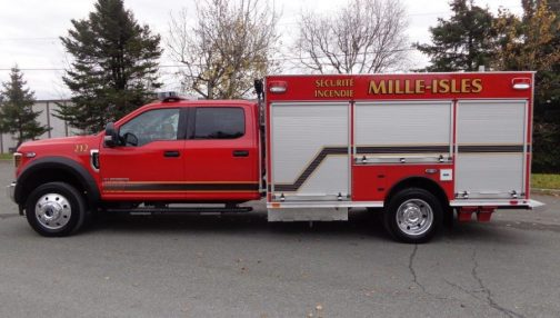 MaxiMetal Mini Pumper, INC 3137