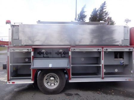 MaxiMetal INC2762/INC2763, Pumper Tanker, 2000 USG, 1250 GPM
