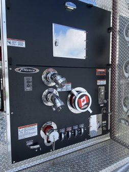 Pierce Saber 1,500 GPM Pumper