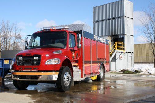 Pierce Encore Rescue, Ontario Power Generation
