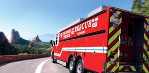 fire apparatus rescue truck configurations