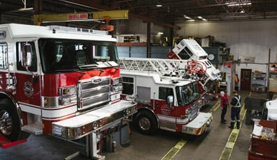 commercial emergency equipment becomes authorized pierce service provider in 2011